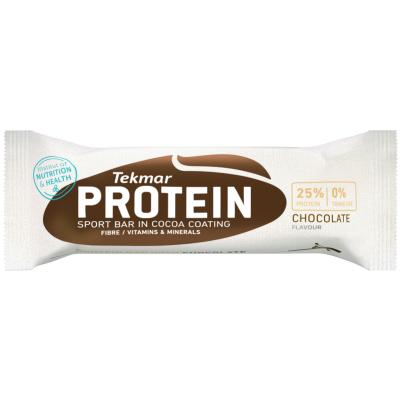 Протеїновий батончик Tekmar в шоколадній глазурі 60гр