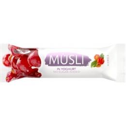 Батончик Tekmar Мюслі  без цукру в йогурті- Ацерола 30гр