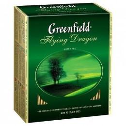Чай Greenfield Flying Dragon 100 шт