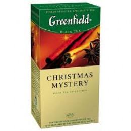 Чай Greenfield Christmas Mystery 100 шт