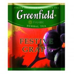 Чай Greenfield Festive Grape 100шт