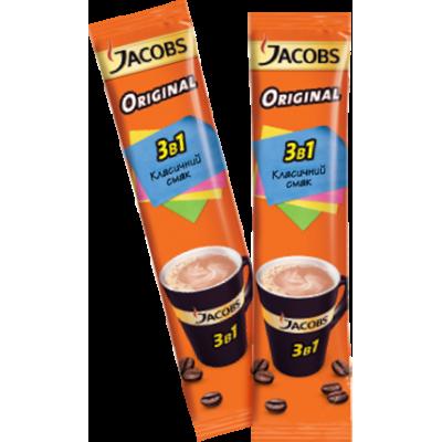 Кава Якобс Монарх 3в1 Оріджинал