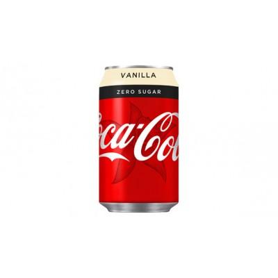 Кока-кола Ваніль, 0,33