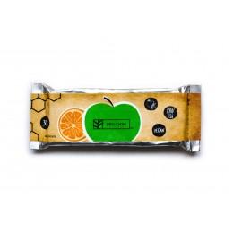 Батончик Eco Snack яблуко апельсин 30гр