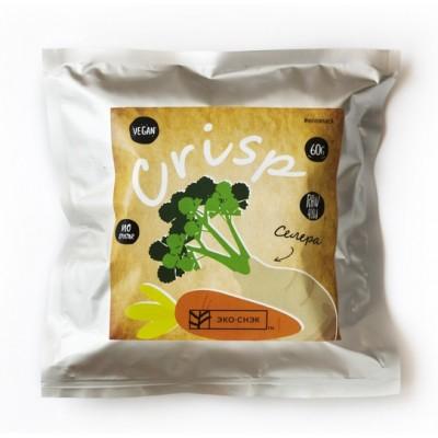 Крісп Eco-Snack Морква Селера 60гр