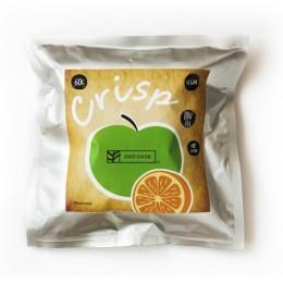 Крісп Eco-Snack яблуко та апельсин 60гр