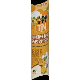Цукерки ніжний абрикос ФРУТИM 25г