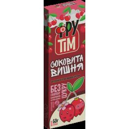 Цукерки яблучно-вишневі ФРУТІM 50г