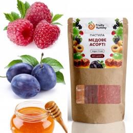 Пастила FruityYummy асорті (з медом)