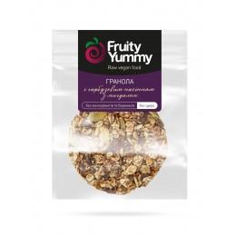 Гранола FruityYummy з гарбузовим насінням та магдалем (без цукру)