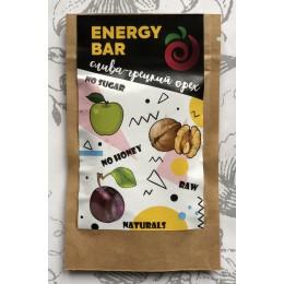 Енергетичний батончик Fruity Yummy сливу-волоський горіх 40 г