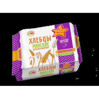 Хлібці Мінські Пшеничні, 90 г