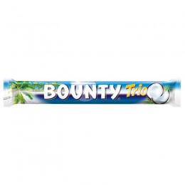 Батончик Bounty Trio 85г