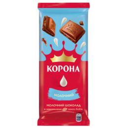 Молочний шоколад «Корона» 85г