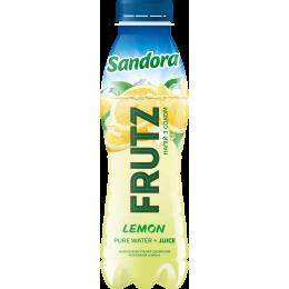 Напій соковый Sandora Frutz лімон 400мл