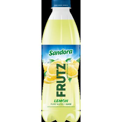 Напій соковый Sandora Frutz лімон 1л