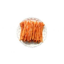Тунець сушеный - палочки 150гр