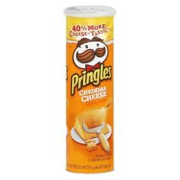 Чипси Pringles Cheese Сир 165гр