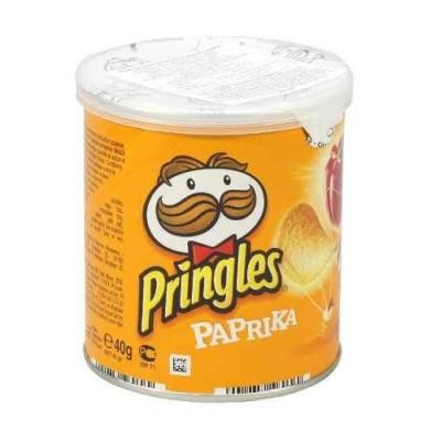 Чипси Pringles Паприка 40гр
