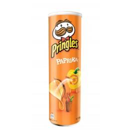 Чипси Pringles Paprika 165гр