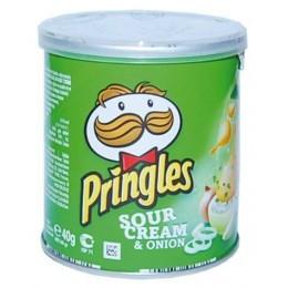 Чипси Pringles Сметана-цибуля 40гр