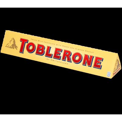 Шоколад Toblerone молочний 100гр