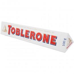 Шоколад Toblerone білий 100гр