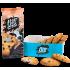 Bits Печиво с чорним шоколадом та шоколадним кремом 200г