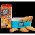 Bits Печиво з чорним шоколадом та апельсиновыми цукатами 200г