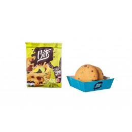 Bits Печиво зі шматочками молочного шоколаду та цитрусовими цукатами 50г