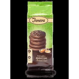 Jeneva Печиво з арахісом і шоколадною глазур'ю 200г