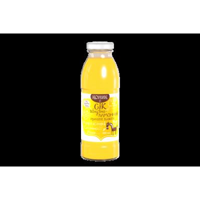 Натуральний сік Коник яблуко-лимон 300мл