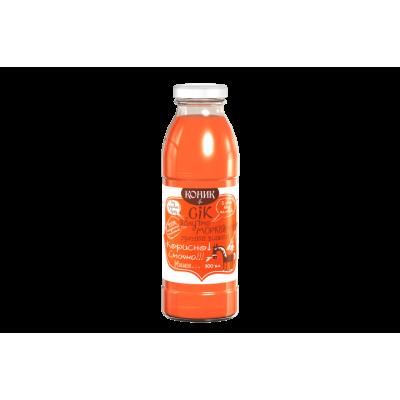 Натуральний сік Коник яблуко-морква 300мл