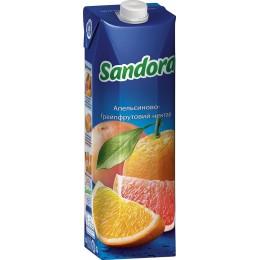 Апельсиново-грейфрутовий нектар Sandora 1000мл