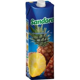 Ананасовий нектар Sandora 1000мл