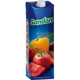 Овочевий сік Sandora 1000мл